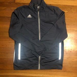 Adidas Mens Workout Jacket